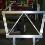 Aluminium chassis 1