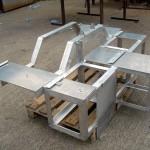 Aluminium frame 1